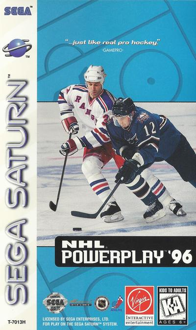 Nhl powerplay '96 (usa)